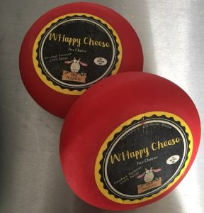 W'Happy cheese